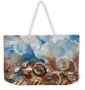#997 A Rose Weekender Tote Bag