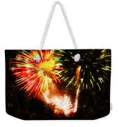 A 4th Celebration  Weekender Tote Bag