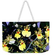 A Ballet Of Tiny Orchids Weekender Tote Bag