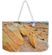 A Band Of Gold In Valley Of Fire Weekender Tote Bag