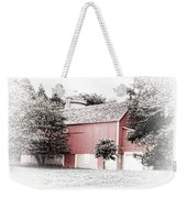 A Barn In The City Weekender Tote Bag