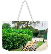 A Barrow Load Of Oars Weekender Tote Bag