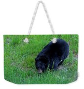 A Bear Over There Weekender Tote Bag