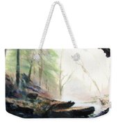 A Bears View Weekender Tote Bag