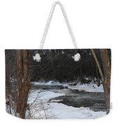 A Beautiful Brook Weekender Tote Bag