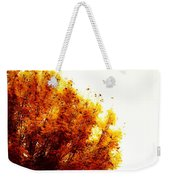 A Beautiful Fall Day Weekender Tote Bag