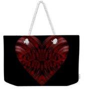 A Beautiful Heart Weekender Tote Bag