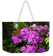 A Beautiful Landing Weekender Tote Bag