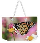 A Beautiful Monarch Weekender Tote Bag