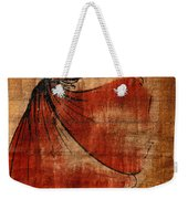 A Beautiful Painting Of A Whirling Weekender Tote Bag