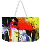 A Beautiful Soul Emerges From A Dark Place Weekender Tote Bag