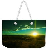 A Beautiful Sunset Weekender Tote Bag