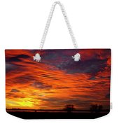 A Beautiful Valentines Sunrise Image Photo Weekender Tote Bag