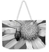 A Beetle And A Daisy  Weekender Tote Bag
