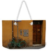A Bike In Rome Weekender Tote Bag