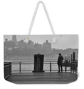 A Bird And A Man Weekender Tote Bag