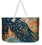 A Bird's Eye View Weekender Tote Bag by Wbk