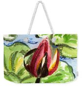 A Birth Of A Life Weekender Tote Bag
