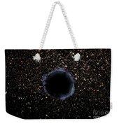 A Black Hole In A Globular Cluster Weekender Tote Bag