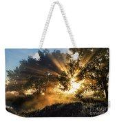 A Blast Of Sunrise Weekender Tote Bag
