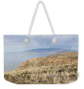 A Blue Sky Day 3 Weekender Tote Bag