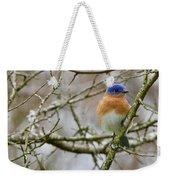 A Bluebird  Weekender Tote Bag