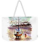 A Boat On Anglesey 01 Weekender Tote Bag