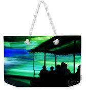 A Boat Ride Through Time Weekender Tote Bag