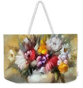 A Bouquet For Caitlin Weekender Tote Bag
