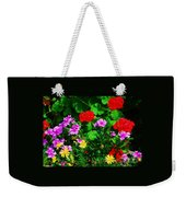A Bouquet From Bermuda Weekender Tote Bag