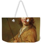 A Boy In The Guise Weekender Tote Bag