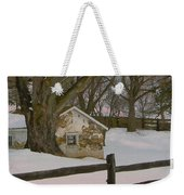 A Brandywine Winter Weekender Tote Bag