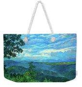 A Break In The Clouds Weekender Tote Bag