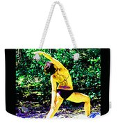 A Breath - Still - In The Moment Weekender Tote Bag