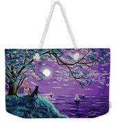 A Breeze From The Bay Weekender Tote Bag
