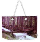 A Bridge To Paradise Weekender Tote Bag