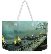 A Bridge Too Far Publicity Photo Number 1 1977 Weekender Tote Bag