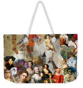 A Brief History Of Women And Dreams Weekender Tote Bag