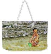 A Bucket Full Of Ocean Weekender Tote Bag