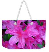 A Burst Of Pink Weekender Tote Bag