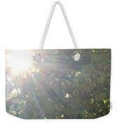 A Burst Of Sunshine  Weekender Tote Bag
