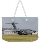 A C-17 Globemaster Strategic Transport Weekender Tote Bag