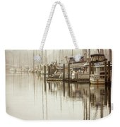 A Canal View Weekender Tote Bag