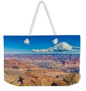 A Canyon Grand Weekender Tote Bag