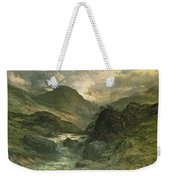 A Canyon Weekender Tote Bag