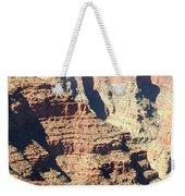 A Canyon Scene Weekender Tote Bag