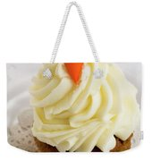 A Carrot Muffin Weekender Tote Bag