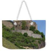 A Castle Among The Vineyards Weekender Tote Bag