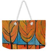 A Change Of Seasons Weekender Tote Bag