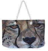 A Cheetah Weekender Tote Bag